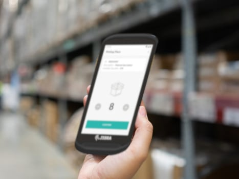 Order Fulfillment Mobile App