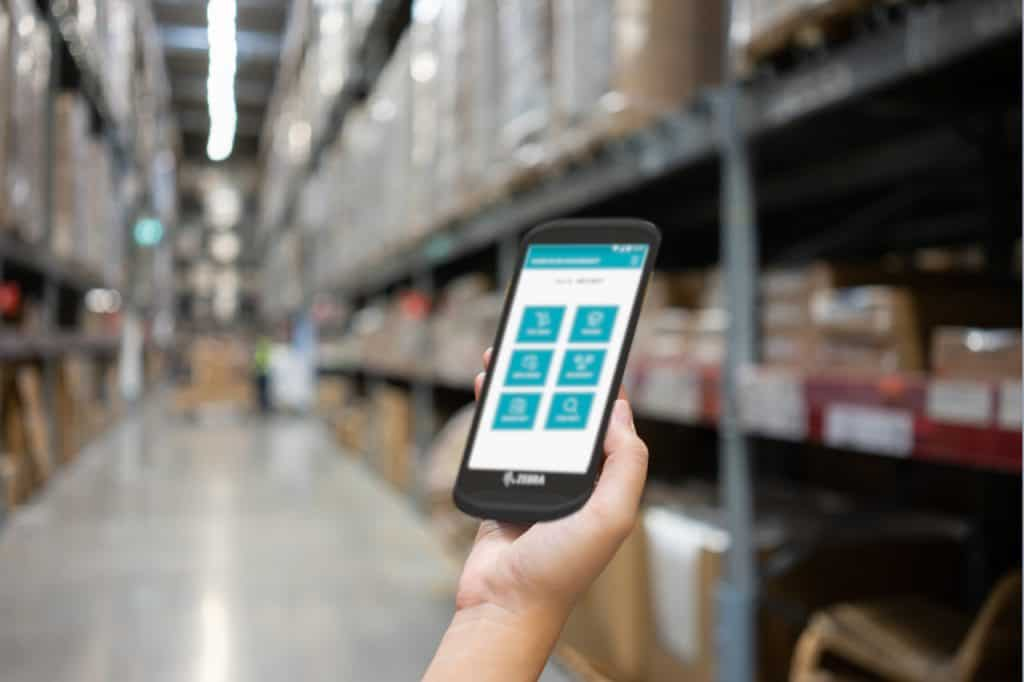 Warehouse Management Mobile App